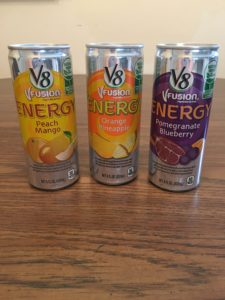 V8 VFusion Energy Drinks Product Review | Aprel Phelps Downey Business Marketing Services