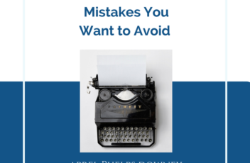 6 Social Media Mistakes You Want to Avoid