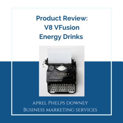 V8 Energy Review >> V8 Energy Drinks Archives Aprel Phelps Downey Business Marketing